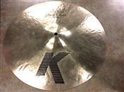 "ZILDJIAN Cymbal CUSTOM DARK CRASH 15""/38CM"